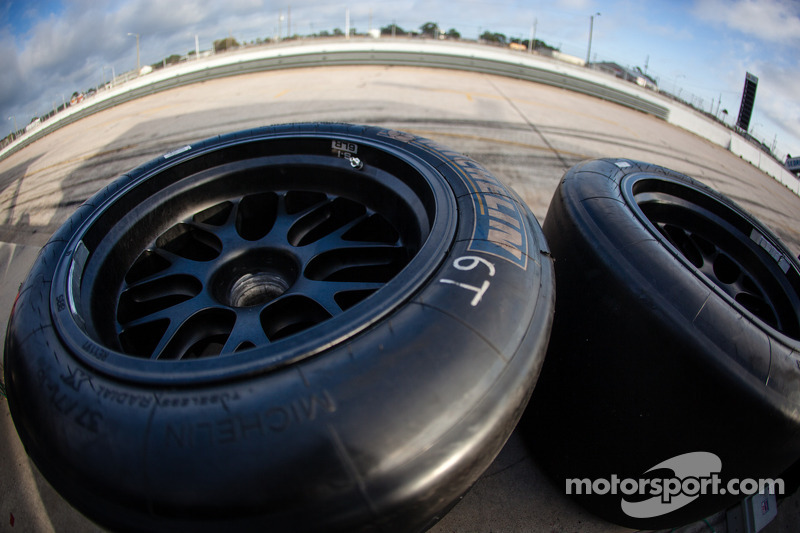 Michelin returns to Daytona after 13 years