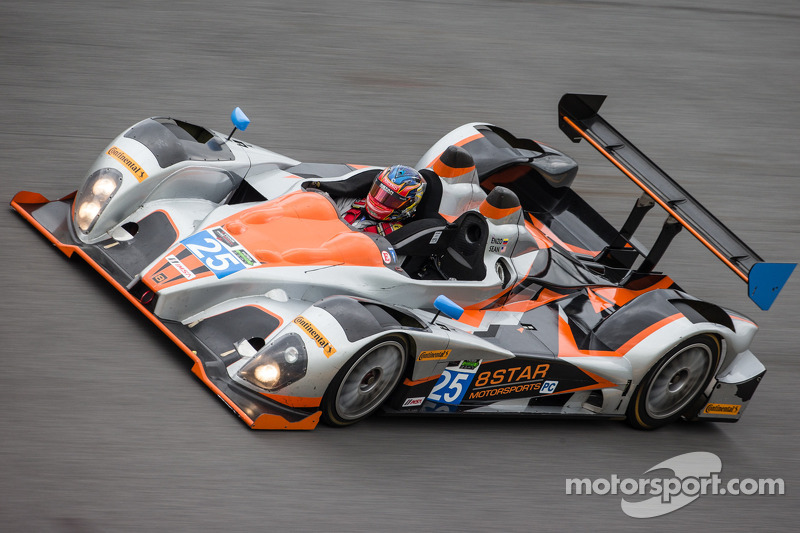 8Star engaged in epic battle for LMPC lead in Daytona 24 Hours