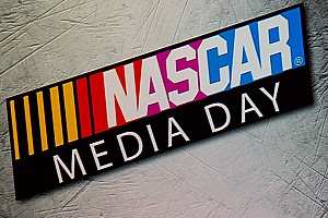 NASCAR Sprint Cup Preview Media day at Charlotte Motor Speedway