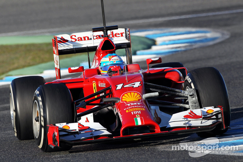 Ferrari: Alonso still gets excited at Jerez