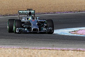 Formula 1 Testing report Mercedes concluded the opening pre-season test at Jerez with good mileage