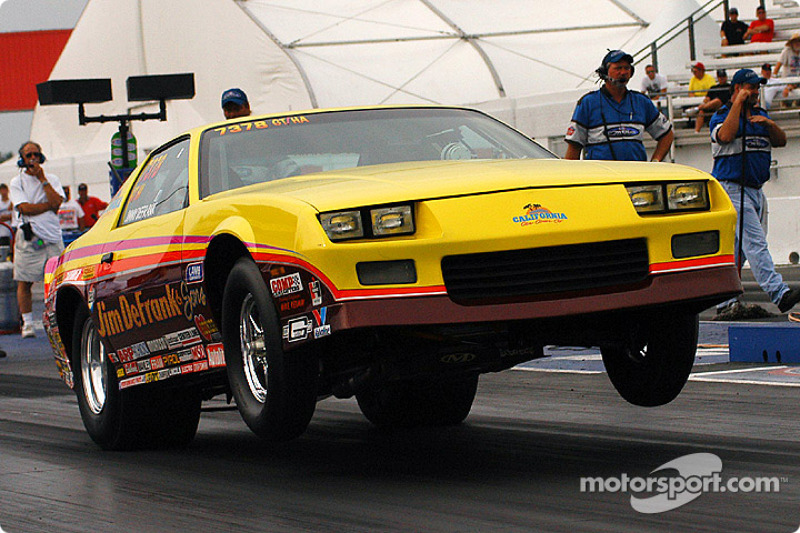 Silver on DeFrank's mind heading into 2014 NHRA Season