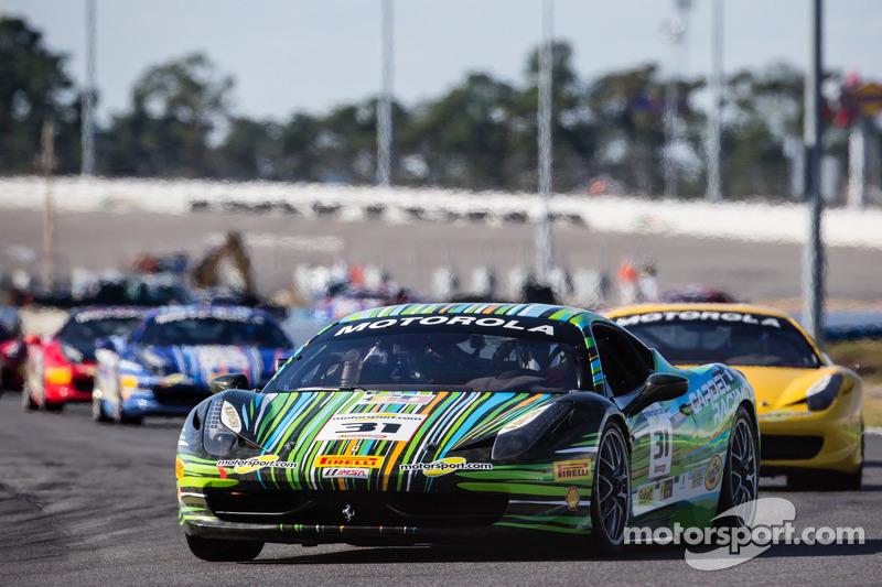 Ockey and Ruud triumph at Daytona