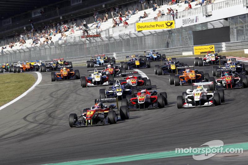 New logo for Formula 3