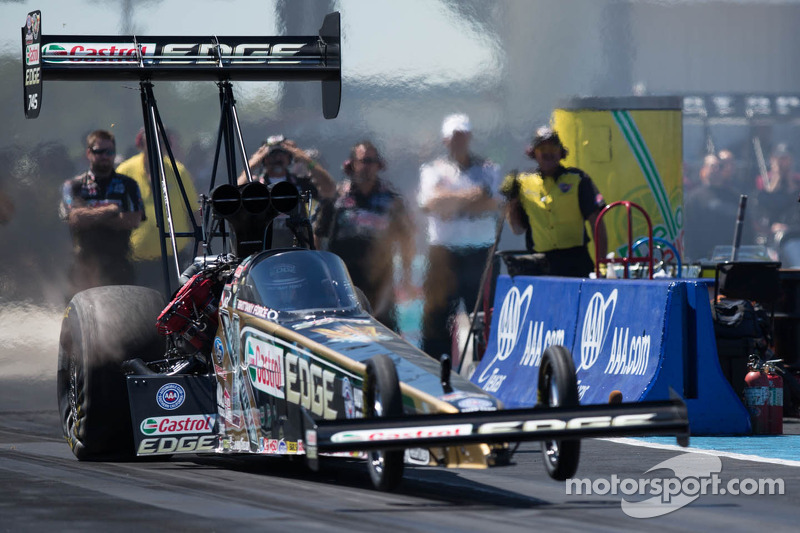 Brittany Force ready to start sophomore Top Fuel season