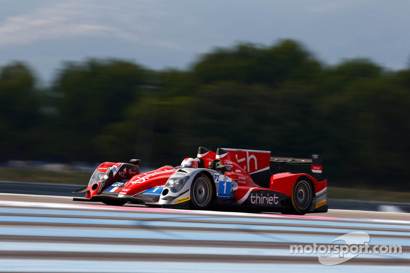 Onroak Automotive with Thiriet by TDS Racing in the 2014 European Le Mans Series