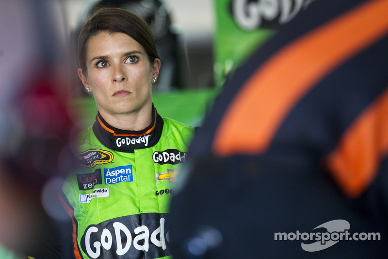 Danica Patrick not miffed by Petty comments