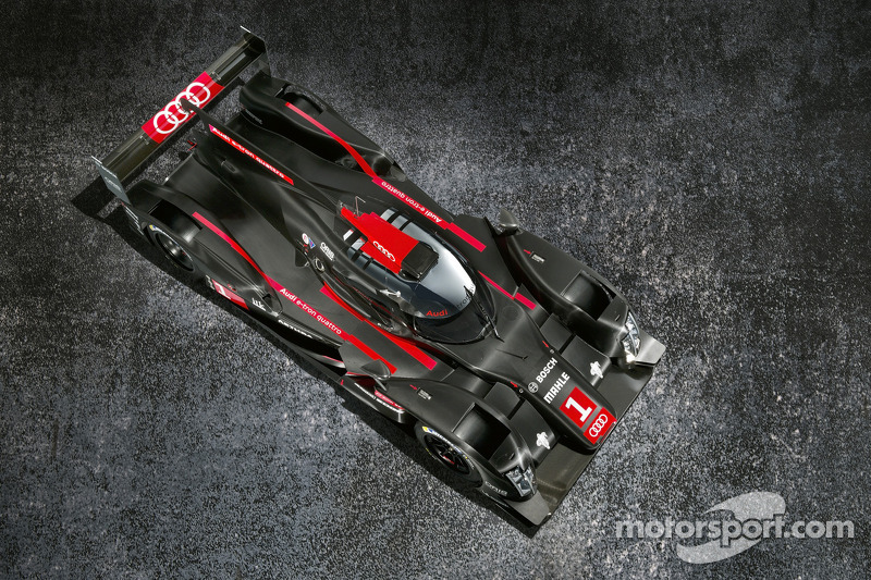 Audi welcomes LMP1 efficiency regulations