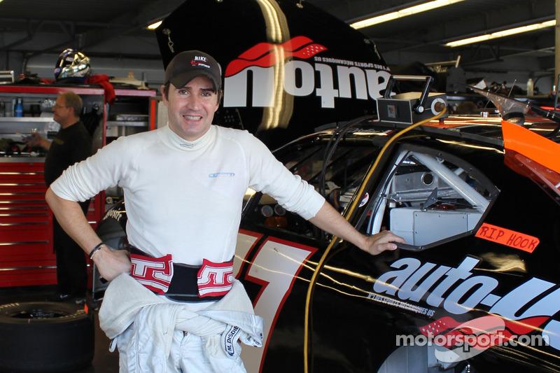 A Frenchman in NASCAR