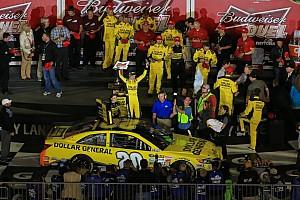 NASCAR Sprint Cup Qualifying report Joe Gibbs Racing sweeps duel at Daytona