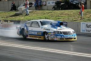 Mopar earns No.2 qualifier with DSR Funny Car driver Tommy Johnson Jr.