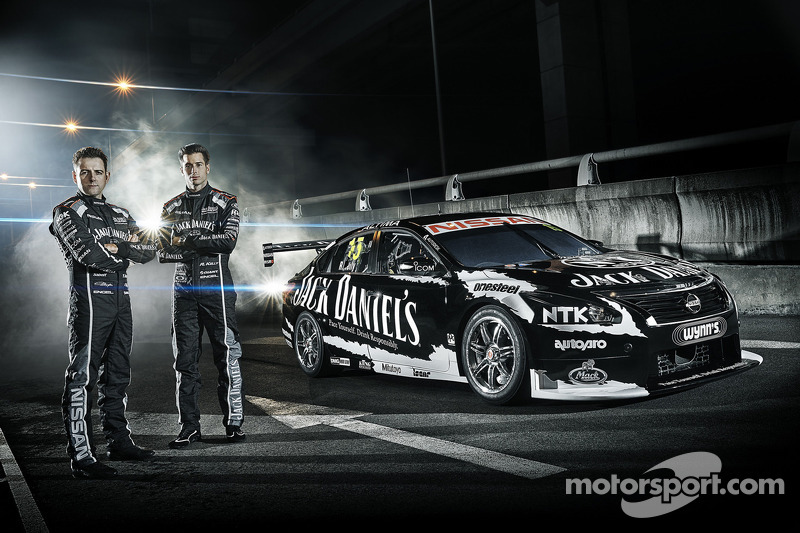 Jack Daniel's Racing duo primed for Clipsal 500