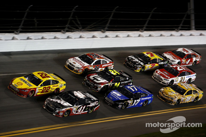 Trouble finds Busch in Daytona 500