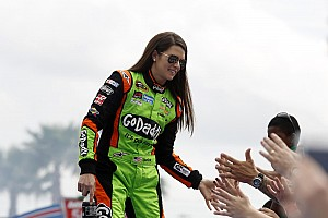 Danica Patrick looking forward to Phoenix