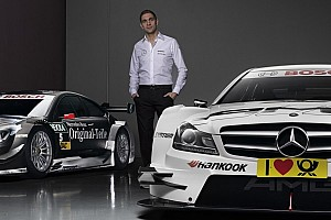DTM Breaking news Vitaly Petrov joins Mercedes-Benz for 2014 season
