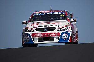 V8 Supercars Race report Bright has pace but little luck at the Clipsal 500 in Adelaide