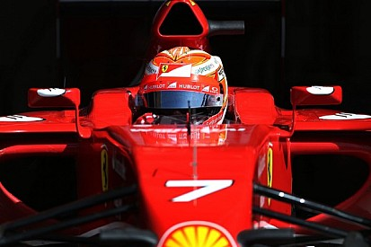 "Kimi Raikkonen: ""It's wide open in Australia"""