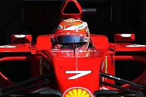 "Kimi Raikkonen: ""It's wide open in Australia"""