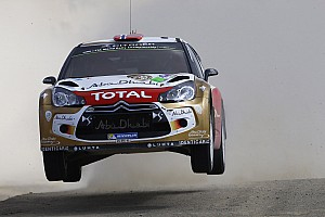 WRC Stage report More experience for the Citroën crews at Mexico