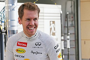 Vettel still not confirming fatherhood