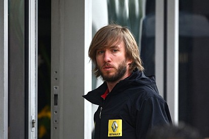 Heidfeld not happy F1 keeps putting on weight