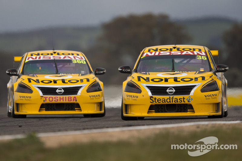 Michael Caruso to campaign Nissan Altima at Australian Grand Prix