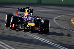 Relief at Red Bull after giant step in Melbourne