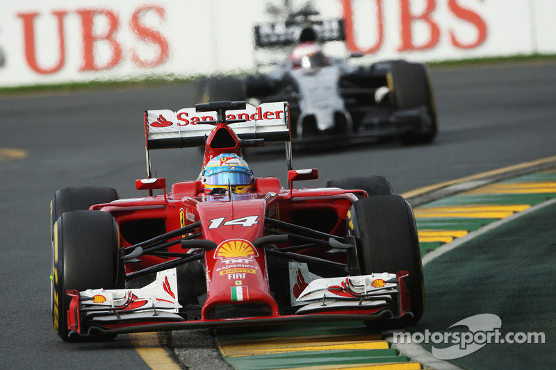 New Ferrari engine too heavy - report