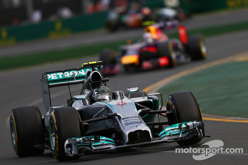 Rosberg likes taste of Vettel-esque dominance