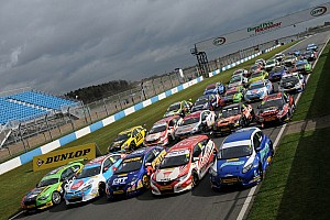 BTCC Breaking news BTCC: Series set for record breaking year following official unveiling