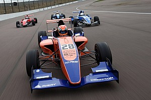 Other open wheel Testing report Brazilian star Fittipaldi quickest at Rockingham Media Day