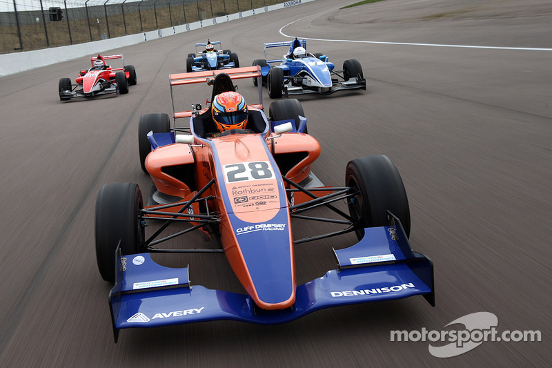 Brazilian star Fittipaldi quickest at Rockingham Media Day