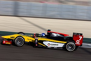 GP2 Testing report Jolyon Palmer continues to impress in pre-season Bahrain test