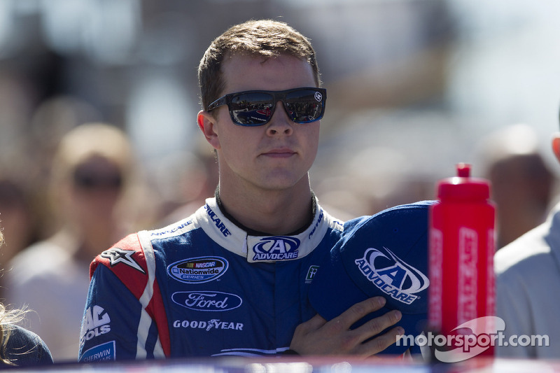 Trevor Bayne Discusses Strong Start to 2014 Season