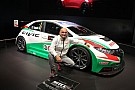 Honda unleash 'Muscular' new Civic to take on FIA WTCC 2014