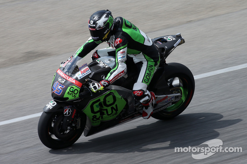 Scott all set for MotoGP race debut in Qatar