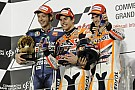 Marquez snatches victory in classic MotoGP season opener at Qatar