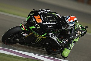 MotoGP Race report Difficult start for Tech3 in Qatar