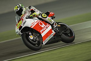 MotoGP Race report Incredible comeback for Iannone in Qatar