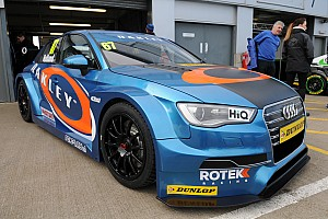 Robb 'Hollywood' Holland ready for BTCC bow