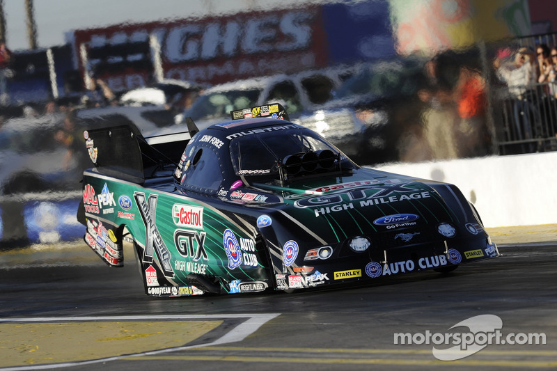 Solid start for JFR at Las Vegas on Friday