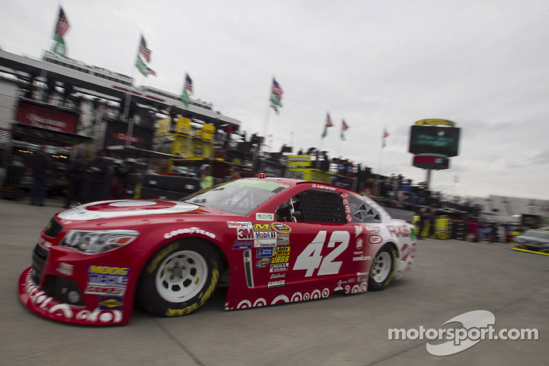 Chip Ganassi cars ready to take on Texas