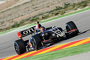 Formula Renault 3.5 Breaking news Lotus F1 announces junior team line-up