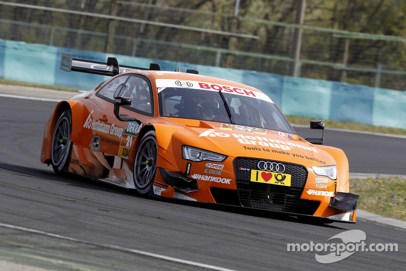 New Audi RS 5 DTM quick out of the box