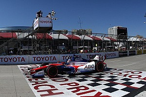 IndyCar Blog Big weekend ahead in Long Beach