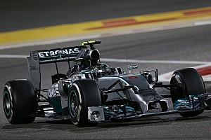 Formula 1 Testing report Mercedes paces day one of testing in Bahrain