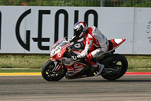Team Bimota Alstare at Motorland: The progress continues