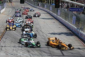 IndyCar Commentary IndyCar edgy at Long Beach