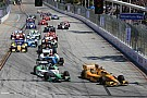 IndyCar edgy at Long Beach