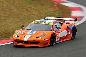 Potolicchio gunning for GTE-Am win in Silverstone's WEC curtain-raiser